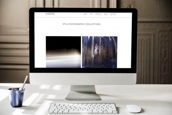 portfolio-three website example preview