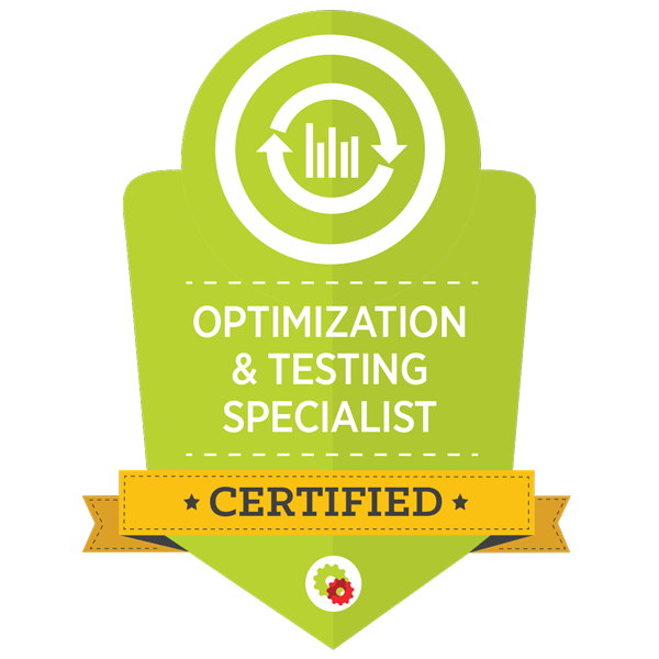 Optimization & Testing Specialist Graphic