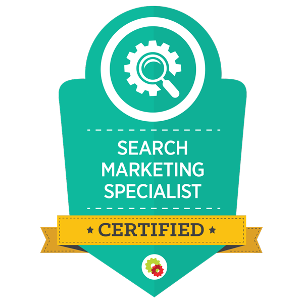 Search Marketing Specialist Graphic
